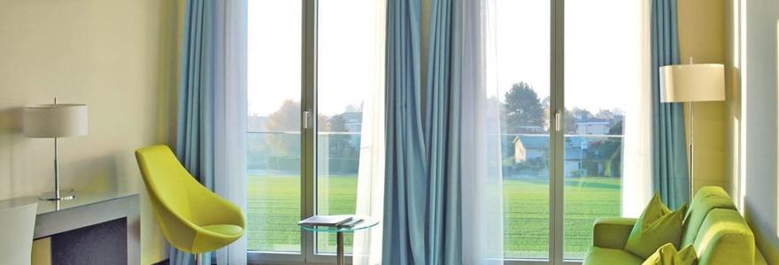 hôtels à Lausanne